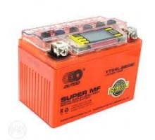 Акумулятор 4Аh YTX4L-BS (гелевий, оранж)