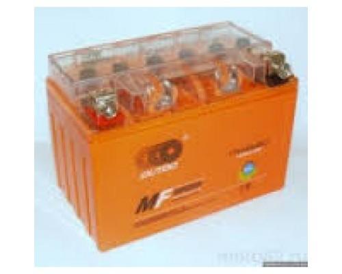 Акумулятор 7Аh (гелевий, оранж)