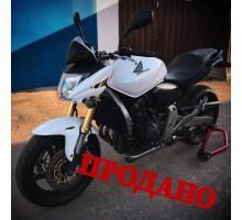 Honda CB600F Hornet 2009 рік