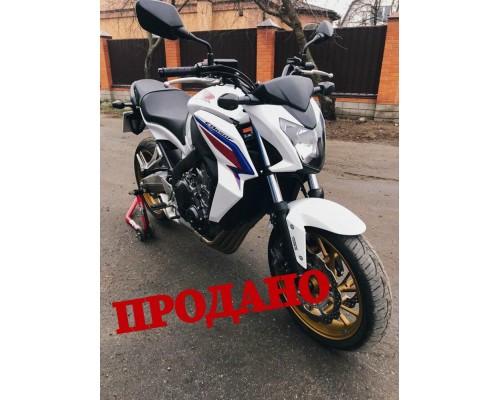 Honda CB650FА