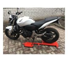 Підкат для паркування мотоцикла