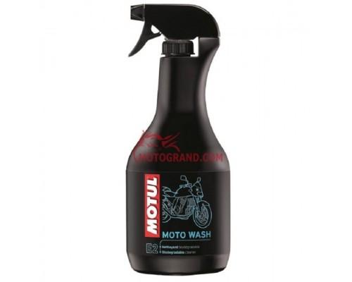 MOTUL E2 Moto-Wash