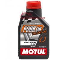 MOTUL Fork Oil very light Factory Line 2,5W