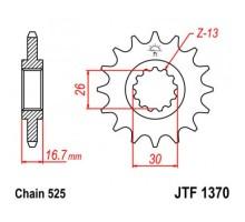 Зірка передня JTF1370.16