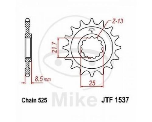 Зірка передня JTF1537.15
