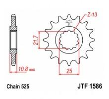 Зірка передня JTF1586.16