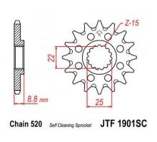 Зірка передня JTF1901.14SC