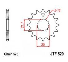 Зірка передня JTF520.16