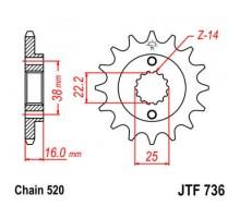 Зірка передня JTF736.14